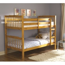 Mickey Twin/Twin Bunk bed Blond