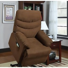 Stafford Fabric Power Lift Chair