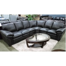 Belladonna Sectional with extra seat