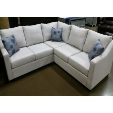 Dover Fabric Sectional