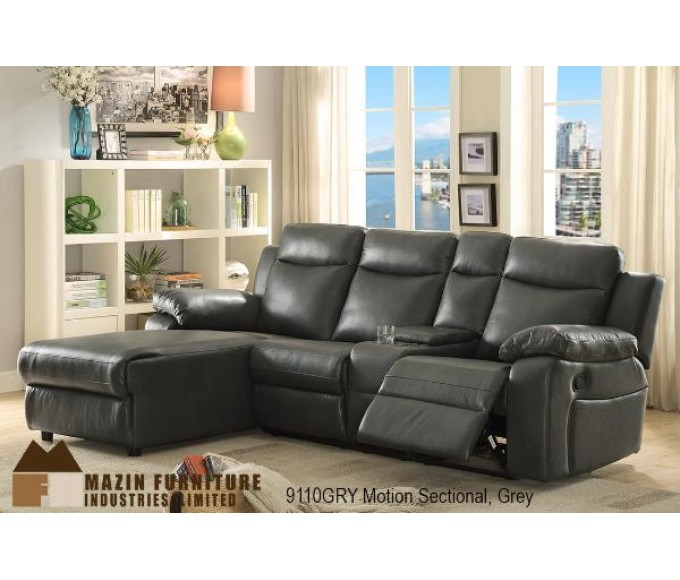 Jackson Sectional Recliner