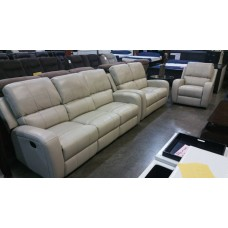 Naples Leather-gel recliner Series