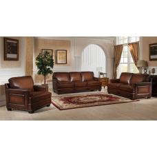 Winchester Leather Sofa Set